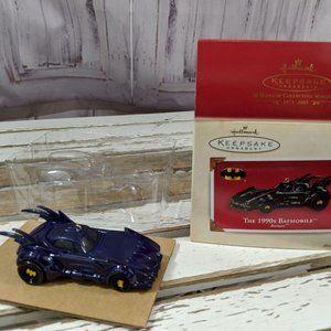 New Hallmark Keepsake Batman 1990s Batmobile 2003